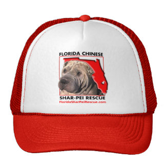 Gorra rojo del camionero de FSPR