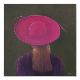 Gorra rosado 2014 póster