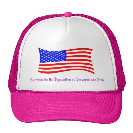 Gorra rosado/casquillo de AFSOCS