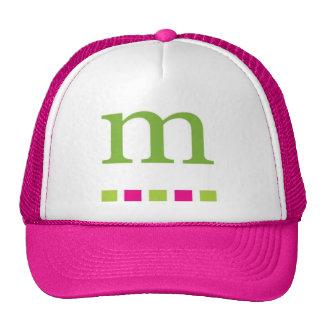 gorra rosado de los camioneros, 4 los galones
