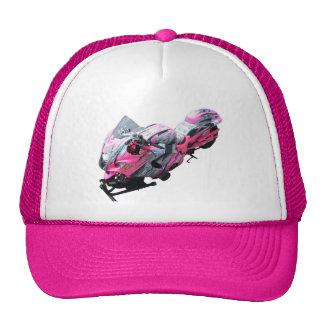 Gorra rosado de Prostreet Turbo Hayabusa