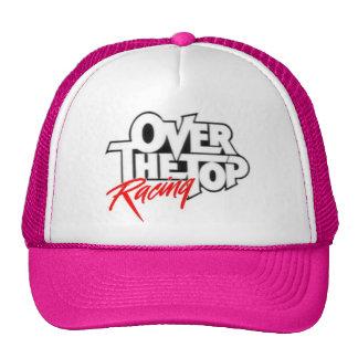 Gorra rosado del camionero de OTTR