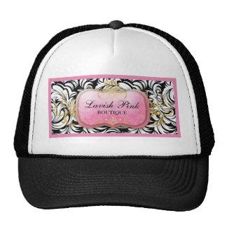 gorra rosado del _de la placa 311-Lavish
