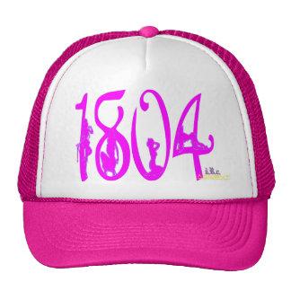 gorra rosado del silloett 1804