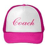 Gorra rosado femenino del coche