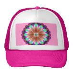 Gorra rosado y bonito
