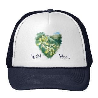Gorra salvaje del Primula del corazón