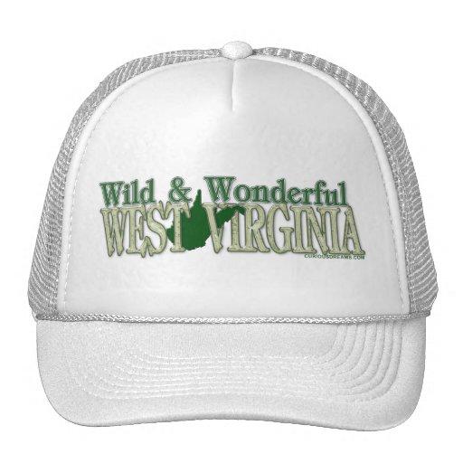 Gorra salvaje y maravilloso de WV