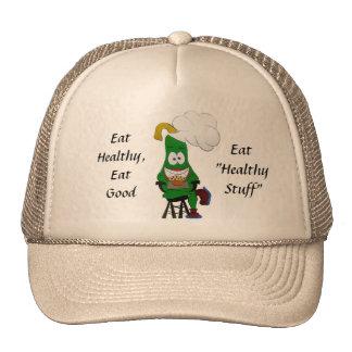 Gorra sano de la materia