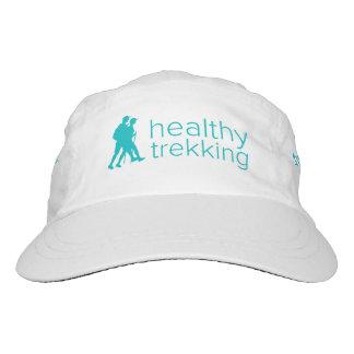 Gorra sano del logotipo del senderismo gorra de alto rendimiento