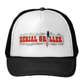 Gorra serial del camionero del Griller