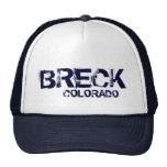 Gorra simple de los azules marinos de Breckenridge