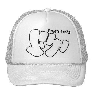 gorra simple de los rasgos frescos