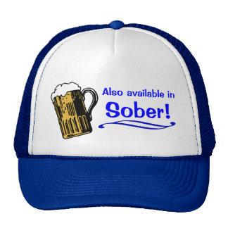 Gorra sobrio