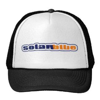 Gorra Solar Blue