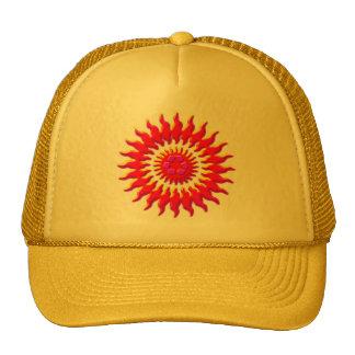 Gorra solar de Sun 1