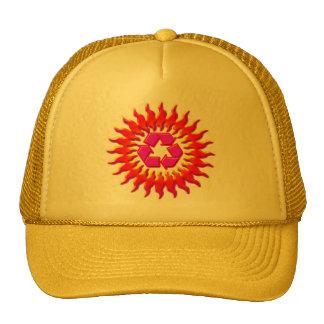 Gorra solar de Sun 2