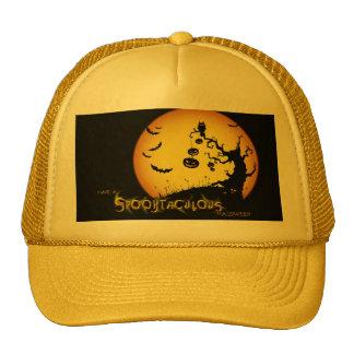 gorra spooktaculous del camionero