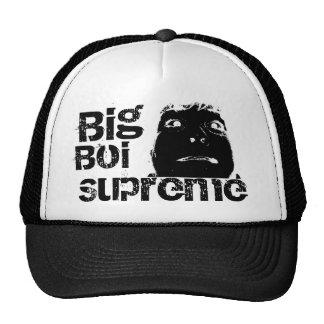 Gorra supremo grande de Boi