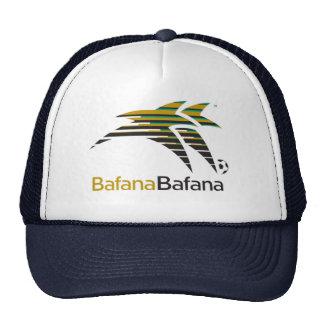 Gorra surafricano del fútbol del fútbol de Bafana