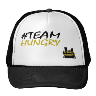 Gorra #TeamHungry del camionero