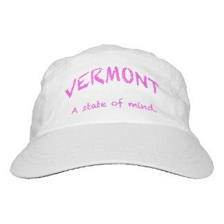 Gorra tejido personalizado del funcionamiento de gorra de alto rendimiento