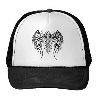 Gorra tribal de las alas