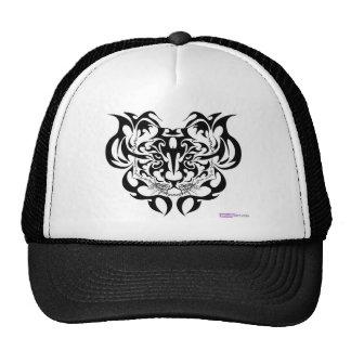 Gorra tribal del tigre