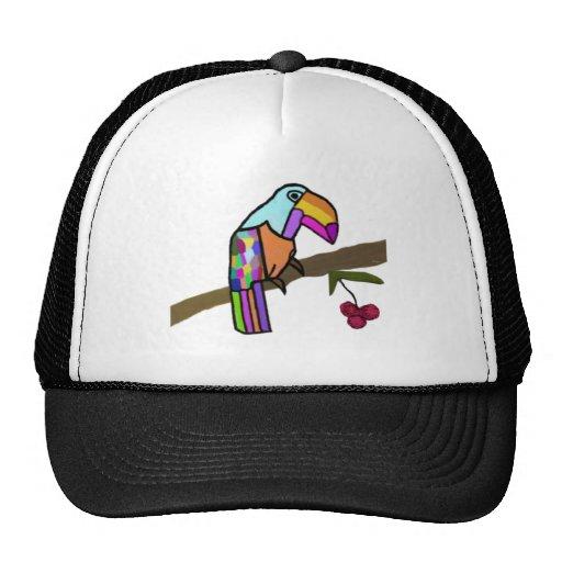 Gorra tropical de Toucan