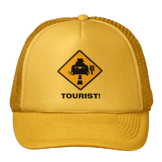 Gorra turístico