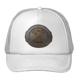 Gorra V2 blanco de la Z-Fuerza
