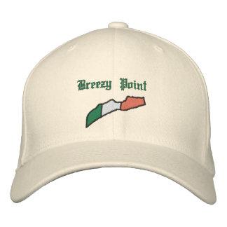 Gorra ventoso del irlandés del punto gorra de beisbol