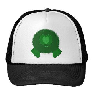 Gorra verde de Pom Pom PAL
