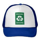 Gorra verde de Soylent