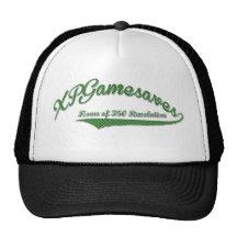 Gorra verde de XPGamesaves del texto