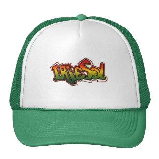 ¡Gorra verde del camionero del solenoide de Irie!