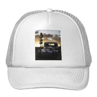 Gorra viejo del camión de Chevy