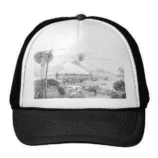 Gorra volcán de Vesuvio y del vintage activos de N