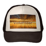 Gorra voluntario