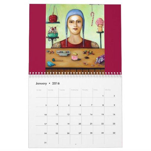 Gorras 2011 calendario