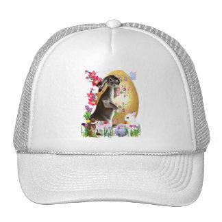 Gorras buenos tres de una Pascua del conejito