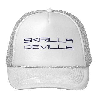 Gorras cabidos Deville especiales de Skrilla de la