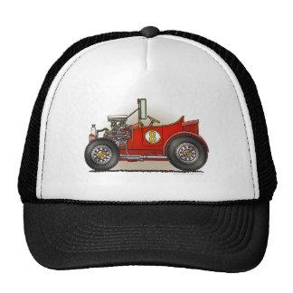 Gorras candentes del coche de Rod