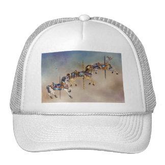 Gorras, casquillos - tres caballos del carrusel gorras