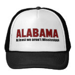 Gorras de Alabama