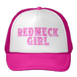 Gorras de Camo del rosa del chica del campesino su