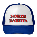 Gorras de Dakota del Norte