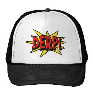 Gorras de Derp