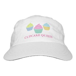 Gorras de encargo de la magdalena casquillos de gorra de alto rendimiento