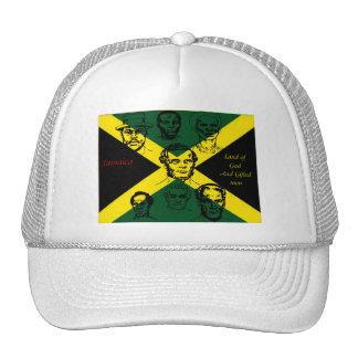 Gorras de Jamaica del feliz cumpleaños